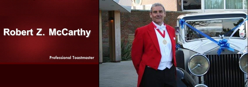 Toastmaster for Corporate Events